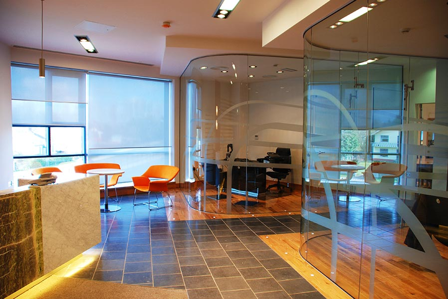 Office Design - Dublin
