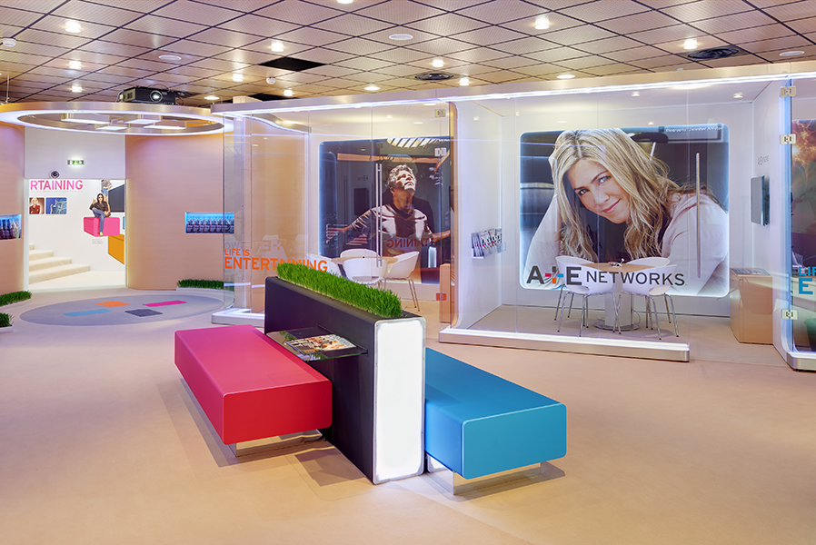 A+E Exhibition - Cannes - France