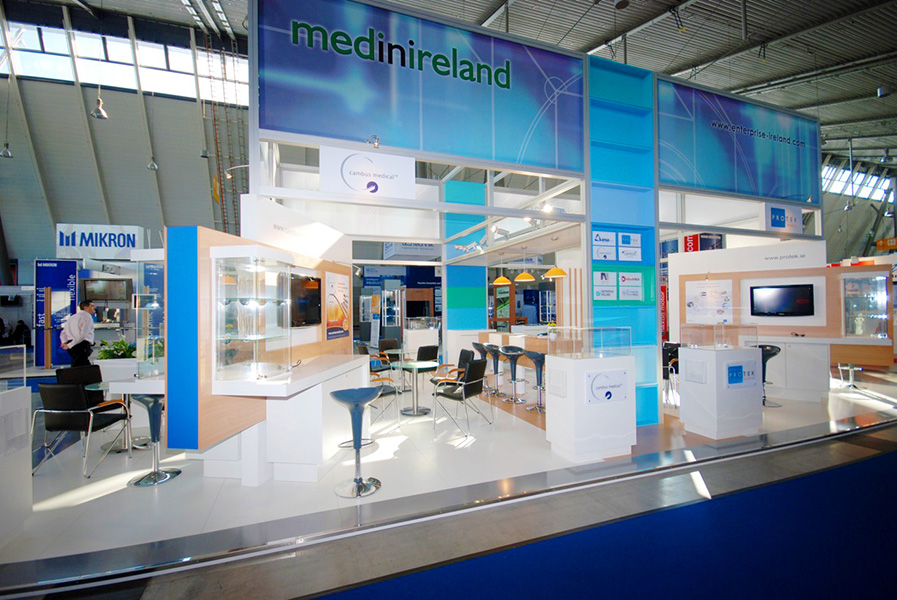 Medtec Exhibition - Stuttgart - Germany